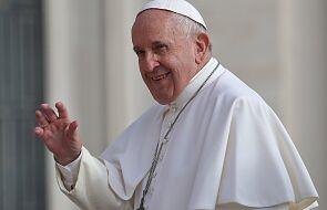 Franciszek: tylko Jezus może wzbudzić radość