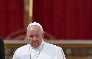 Papież: korupcja to rak, niszczy godność i zabija ideały