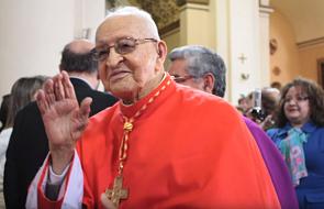 Nie żyje najstarszy kardynał na świecie. Miał 100 lat