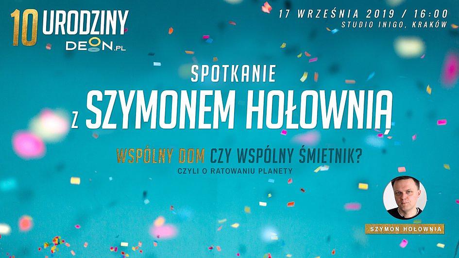 Szymon Hołownia rozbił bank. Od wczoraj zebrał prawie 50 tys. złotych na kilka tysięcy posiłków dla dzieci - zdjęcie w treści artykułu nr 1