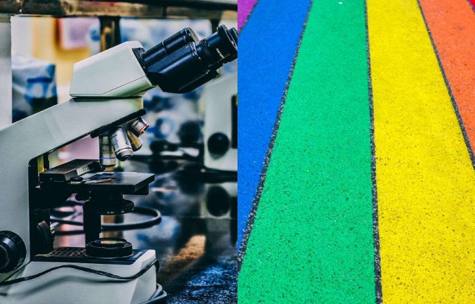 Dr hab. Dragan: nie ma jednego genu odpowiedzialnego za orientację seksualną