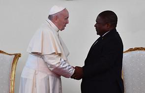 Franciszek zachęca władze Mozambiku do budowania pokoju, pojednania i nadziei