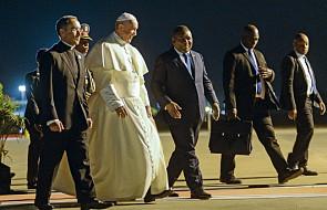Franciszek spotkał się z władzami Mozambiku