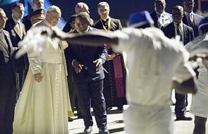 Mozambik: papież spotkał się z prezydentem