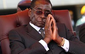 Zmarł były prezydent Zimbabwe Robert Mugabe. Miał 95 lat