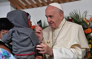 Mozambik: papież odwiedził szpital i ośrodek chorych na AIDS w Zimpeto