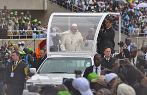 Franciszek do Mozambijczyków: Strzeżcie nadziei i trwajcie w jedności na drodze pojednania i pokoju