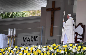 Franciszek na Mauritiusie: Błogosławieństwa dowodem tożsamości chrześcijanina [DOKUMENTACJA]