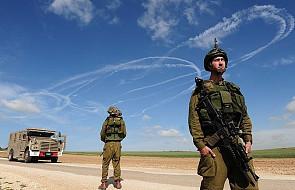 Z Syrii w stronę Izraela wystrzelono rakiety; atak się nie powiódł