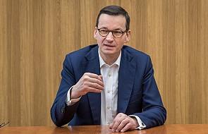 Sasin: naszym kandydatem na premiera jest Mateusz Morawiecki