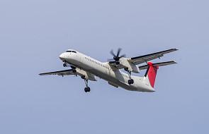 LOT: służby techniczne badają przyczyny usterki samolotu, który lądował awaryjnie w Poznaniu