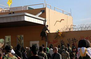 Irak: wszyscy demonstranci opuścili okolice ambasady USA w Bagdadzie