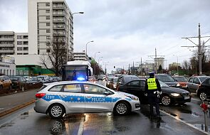 Policja: na drogach w Sylwestra zginęło sześć osób; zatrzymano 96 nietrzeźwych kierowców