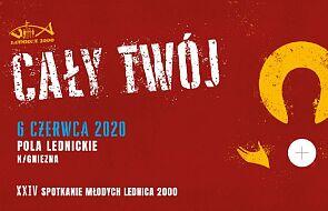 """""""Cały Twój"""" - hasłem tegorocznego Spotkania Młodych Lednica 2000"""