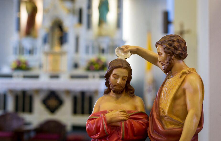 Dlaczego Jezus potrzebował chrztu?