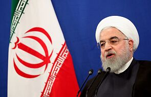 Prezydent Iranu w rozmowie z Zełenskim prosi o przebaczenie za zestrzelenie samolotu
