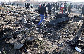 """Iran przyznał się do """"nieintencjonalnego"""" zestrzelenia ukraińskiego samolotu"""