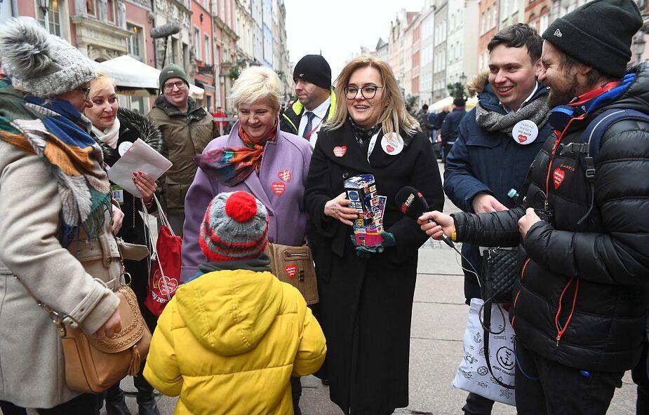 Magdalena Adamowicz: dobro musi wygrać, nie możemy pozwolić dać się zastraszyć