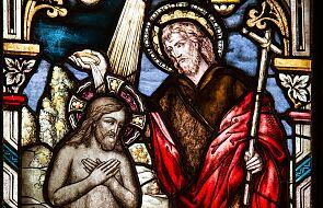 Symbolika miejsca chrztu Jezusa