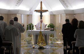 Franciszek: ten, kto się chełpi, nie jest dobrym uczniem