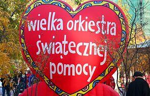 Warszawa: areszt za atak na wolontariusza WOŚP i kradzież puszek