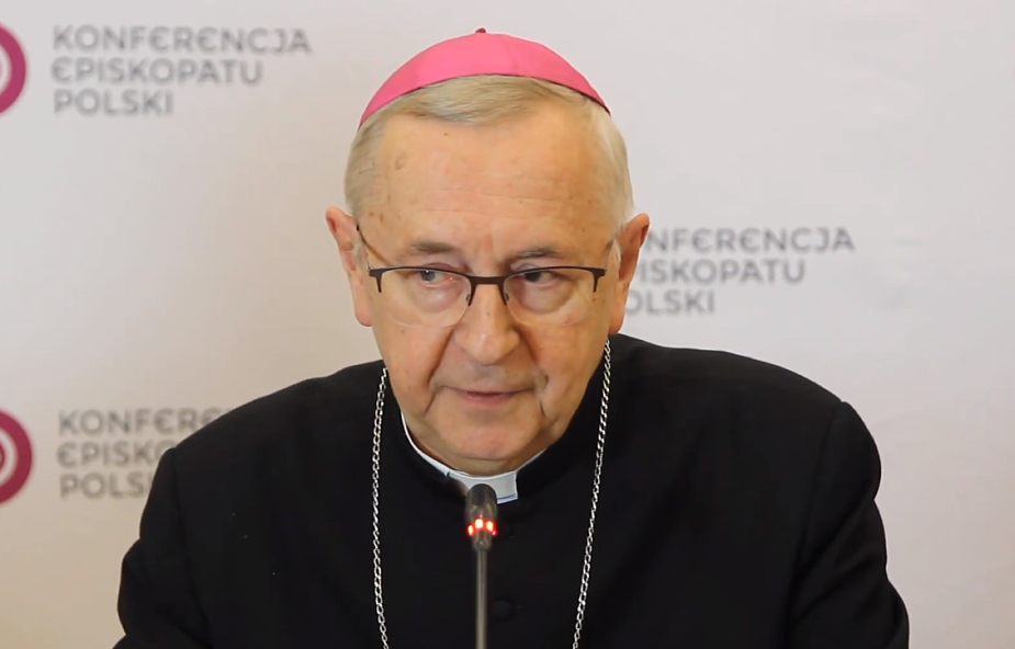 Przewodniczący KEP: śmierć ks. Wójtowicza to strata dla Kościoła w Polsce