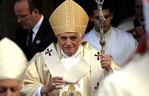 Benedykt XVI: nie jestem współautorem książki kard. Saraha