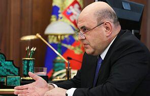 Rosja: szef służb podatkowych Michaił Miszustin kandydatem na premiera