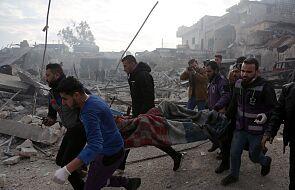 ONZ: Raport Komisji Śledczej ds. Syrii. Dzieci częstymi ofiarami wojny