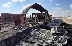 USA: po ataku na amerykańskie bazy w Iraku hospitalizowano 11 żołnierzy
