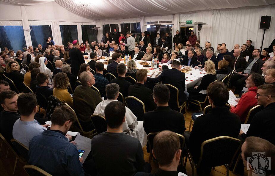 Radość Szabatu przy wspólnym stole - łódzkie obchody XXIII Dnia Judaizmu