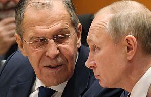 Johnson: nie będzie normalizacji stosunków dopóki Rosja będzie działać destabilizująco