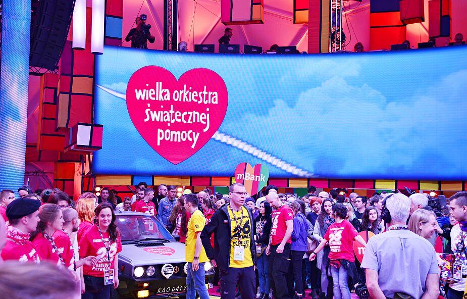 Płock: w ramach WOŚP aukcje m.in. lotu nad miastem, rejsu po Wiśle i rocznego karnetu do zoo