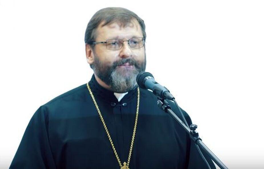 Abp S. Szewczuk: życie człowieka bez miłości bożej przekształca się w przestrzeń trwogi i niepokoju