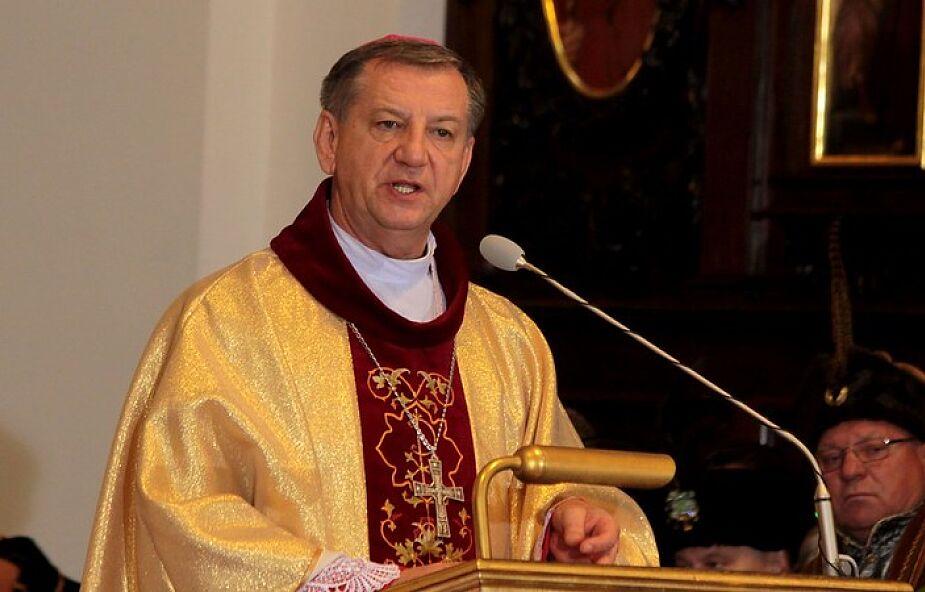 Bp Guzdek: nie wolno nam sięgać po język i metody niegodne ucznia Chrystusa