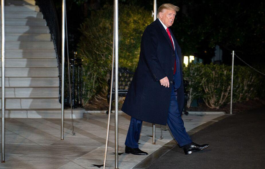 USA: w Senacie finał postępowania ws. impeachmentu Trumpa