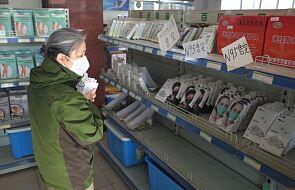Pekin odwołuje noworoczne uroczystości z powodu nowego koronawirusa