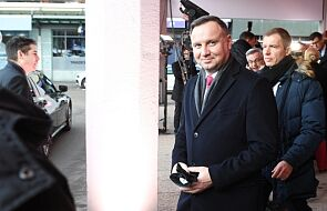 Prezydent Duda spotkał się w Davos z sekretarzem generalnym NATO