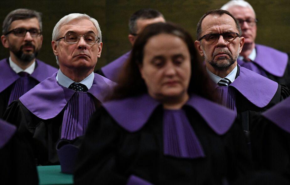 KE złożyła do TSUE wniosek o środki tymczasowe przeciw Polsce ws. środków dyscyplinarnych wobec sędziów
