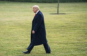 USA / Demokraci w Senacie: Trump nadużył władzy, zasługuje na usunięcie z urzędu