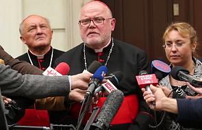 Kard. Marx w sprawie Drogi Synodalnej: nie chcemy wynajdować Kościoła na nowo