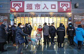 Prezydent Chin: sytuacja jest poważna, epidemia rozwija się coraz szybciej