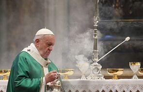 """Papież zapowiedział rok """"Laudato si'"""""""