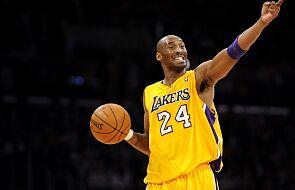 Legendarny koszykarz Kobe Bryant zginął w katastrofie helikoptera