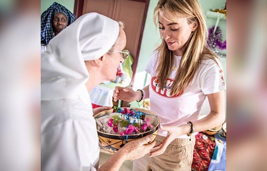 Marcelina Zawadzka: to, co wydarzyło się u Siostry Ksawery, to moja druga meta