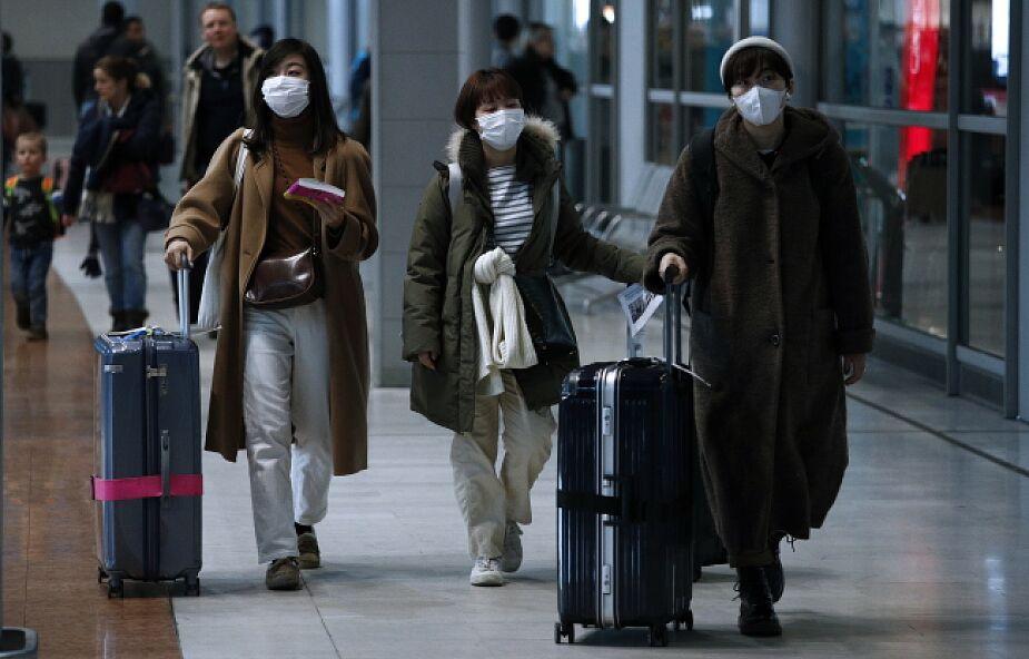 Kolejny, czwarty przypadek zakażenia koronawirusem we Francji