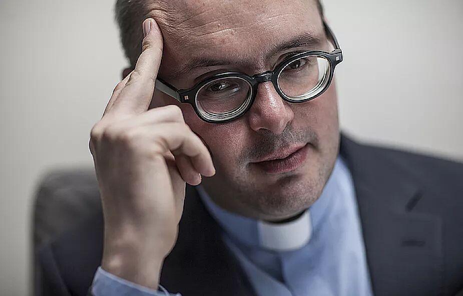 Ks. Kaczkowski: nie wyobrażam sobie kapłaństwa bez celibatu
