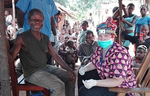 Polska dentystka pomogła ponad 200 pacjentom w Afryce