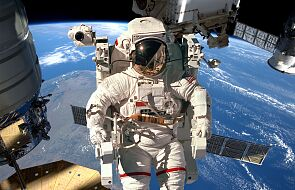 Specjaliści na ziemi wyleczyli skrzep u astronauty w kosmosie