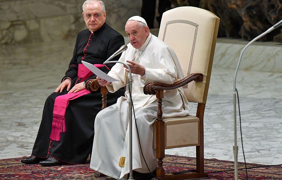Papież: trzeba przezwyciężać kulturę odrzucenia
